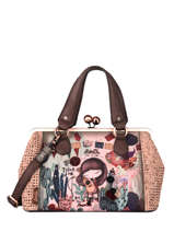Sac Cartable Mexico Anekke Rose mexico 32710009