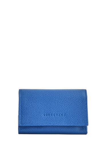 Longchamp Le foulonné Porte-monnaie Beige