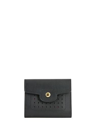 Longchamp Mlle longchamp Wallet Black