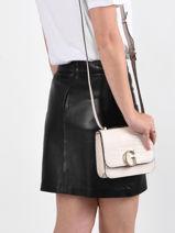 Corily Crossbody Bag Guess Beige corily CS799178-vue-porte