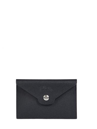 Longchamp Le pliage neo Bill case / card case Blue