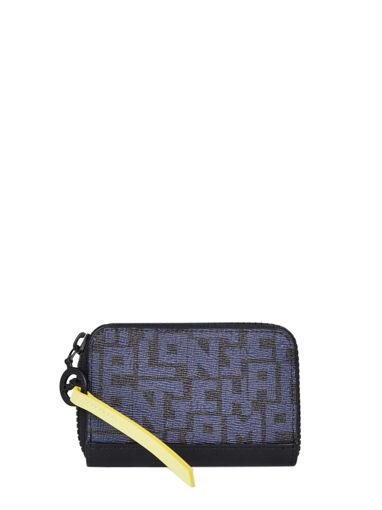 Longchamp Le pliage lgp Porte-monnaie Blanc