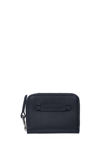 Longchamp Longchamp 3d Porte billets/cartes Noir