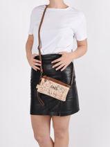 Shoulder Bag Kenya Anekke White kenya 32722817-vue-porte
