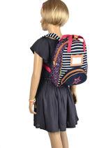 Mini Backpack 1 Compartment Tann