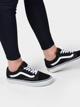 Sneakers old skool-VANS-vue-porte