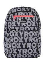 Sac à Dos Here You Go 3 Compartiments Roxy Noir back to school RJBP4159