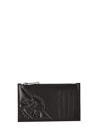 Longchamp Le foulonnÉ sport Coin purse Black