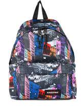 Backpack Padded Pak'r Eastpak Black pbg authentic PBGK620