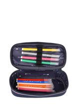 Pencil Case 1 Compartment Jeune premier Multicolor daydream boys B-vue-porte