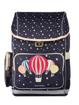 Backpack Ergomaxx Girl Jeune premier Gold daydream girls G