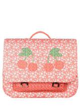 Satchel It Bag Maxi Girl 2 Compartments Jeune premier Pink daydream girls G