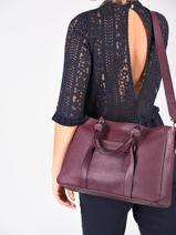 Longchamp Longchamp 3d zip Sacs porté main-vue-porte