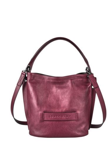 Longchamp Longchamp 3d zip Sacs porté travers