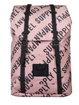 Backpack Retreat 1 Compartment + 15'' Pc Classics Herschel Pink classics 10066