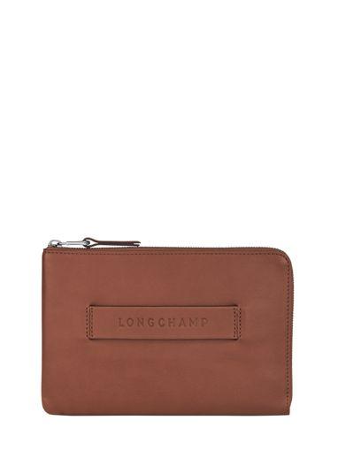 Longchamp Longchamp 3d zip Pochettes Marron