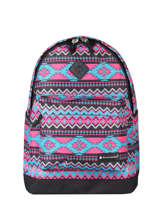 Backpack 1 Compartment Snowball Multicolor street F65842