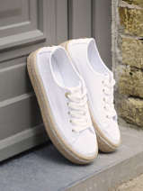 Sneakers compensées white sunset-TOMMY HILFIGER