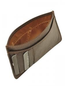 Wallet Leather Katana Brown marina 753001-vue-porte