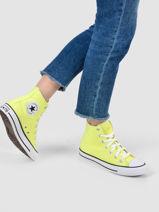 Sneakers chuck taylor all star seasonal color zitron-CONVERSE-vue-porte