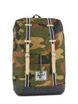 Backpack 1 Compartment Herschel Multicolor offset 10066-O