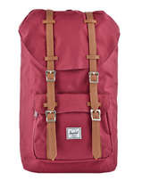 Backpack Little America 1 Compartment + 15'' Pc Herschel Red classics 10014