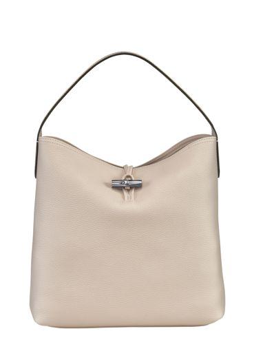 Longchamp Roseau essential Besaces Rose