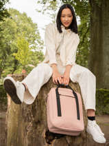 Backpack Ison 1 Compartment Ucon acrobatics Pink backpack ISON