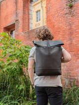 Sac à Dos 1 Compartiment + Pc 15'' Ucon acrobatics Noir backpack HAJO
