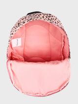 Backpack Growl 1 Compartment Kidzroom Pink growl 9992-vue-porte