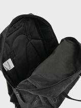 Mini Backpack Totally Black Kidzroom Black totaly black 30-8948-vue-porte