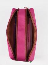 Pencil Case 2 Compartments Tann