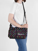 Original Dots Crossbody Bag Little marcel original 8863-vue-porte