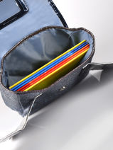 Backpack Mini Caramel et cie mini MINICARF-vue-porte