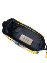 Travel Kit Toiletry Bag Cabaia Black travel TRAVELKI-vue-porte