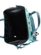 Backpack 1 Compartment Pol fox Blue garcon GSDFUTE-vue-porte