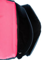 Satchel 2 Compartments Pol fox Pink fille FCA38-vue-porte