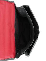 Cartable 2 Compartiments Pol fox Rouge garcon GCA41-vue-porte