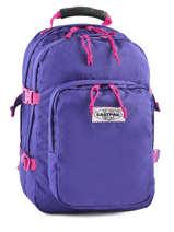 Sac à Dos Provider + Pc 15'' Eastpak Violet pbg authentic PBGK520