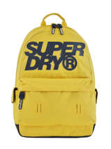 Sac A Dos 1 Compartiment Superdry Black backpack men M9100015
