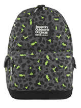 Backpack 1 Compartment Superdry Black backpack woomen G91001JR