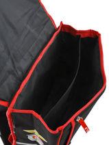 Satchel 2 Compartments Benfica Pink sl benfica 173E203S-vue-porte