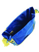 Crossbody Bag Minions Blue le buddies MN16405-vue-porte