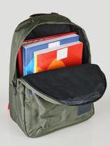 Backpack 1 Compartment Tann