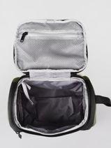 Capsule Toiletry Bag Quiksilver Black luggage QYBL3007-vue-porte