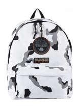 Backpack Napapijri Black geographic NOYIOB
