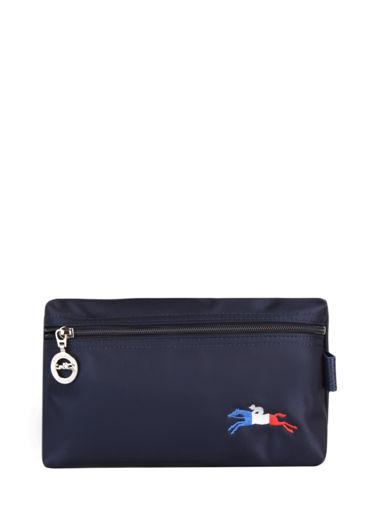 Longchamp Le pliage trÈs paris Pochettes Bleu