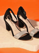 High-heeled sandals-TAMARIS