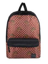Sac à Dos 1 Compartiment + Pc 15'' Vans Noir backpack VN00021M