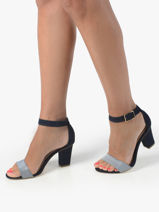 High-heeled sandals-TAMARIS-vue-porte
